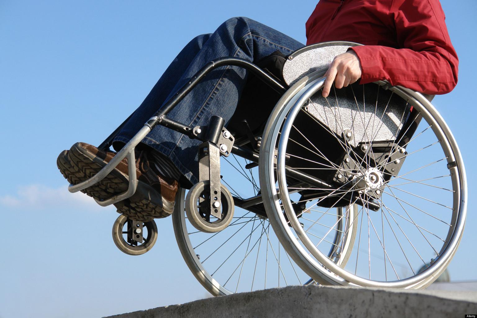 Επισκευή αναπηρικού